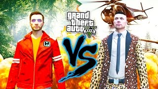 GTA 5 Epic VS Challenge!!! Typical Gamer vs Hike The Gamer!!! (GTA 5 PS4 Gameplay)