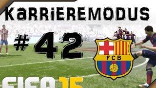 FIFA 15 KARRIEREMODUS #042 ★ FC Barcelona - Es herrscht Krieg! ★FACECAM