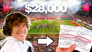 How to get free Super Bowl tickets!