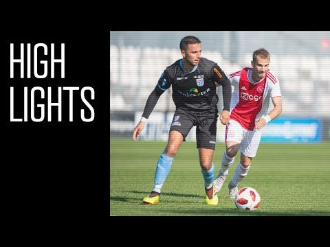 Highlights Ajax - PEC Zwolle
