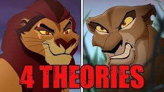 Who is The Strange Lion? | 4 THEORIES | The Lion Guard