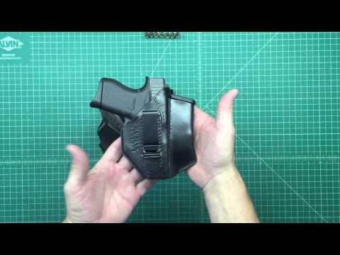 Glock 43 IWB Holster - Kusiak Leather