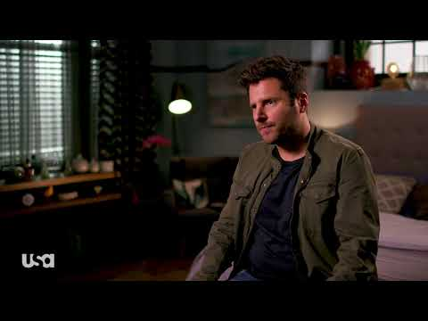 Psych: The Movie  Rapid Fire Q&A with James Roday