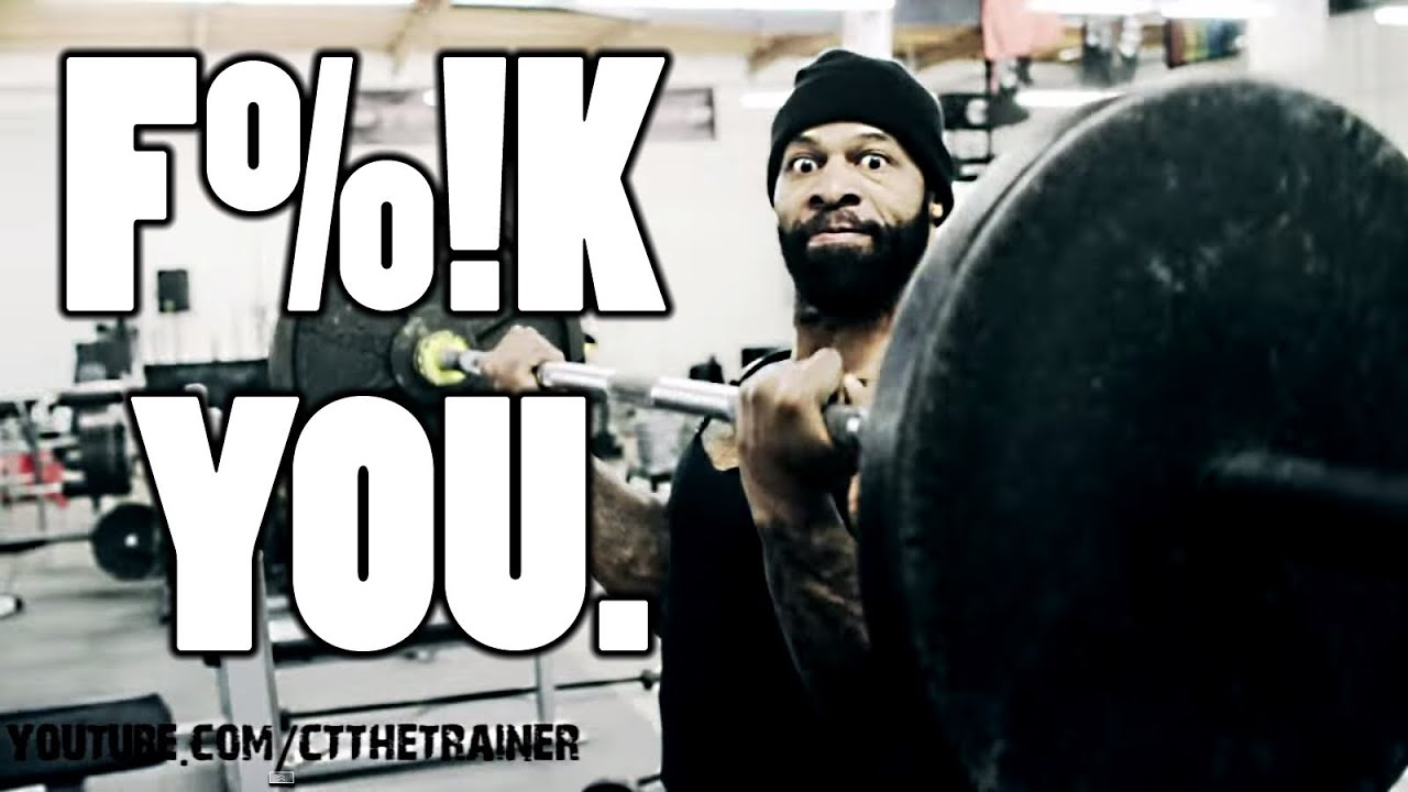 and not a curl was done ct fletcher on biceps curls