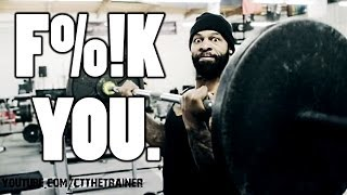 """And not a curl was done..."" CT Fletcher on Biceps Curls"