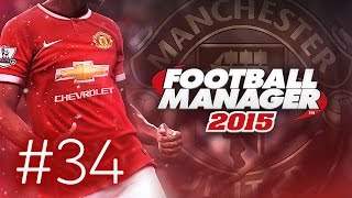 Manchester United Career Mode #34 - Football Manager 2015 Let's Play - Grinding Out Results