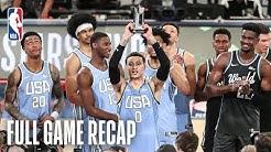 2019 Mountain Dew Ice Rising Stars Game | 2019 NBA All-Star