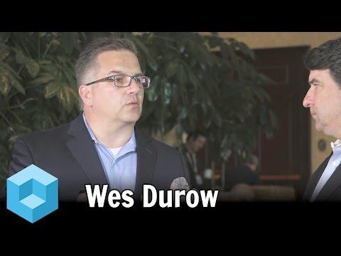 Wes Durow, Mitel Networks - Enterprise Connect 2016 - #EC16 - #theCUBE