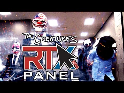 The Creatures RTX 2014 Panel