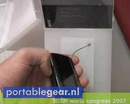 Motorola K3 - 3GSM 2007