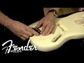How To   Installing a Fender Bass Bridge   Fender