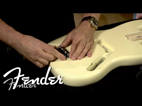 How To | Installing a Fender Bass Bridge | Fender