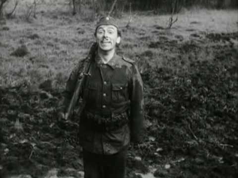 Nils Poppe - Soldat Bom: Straffexercis