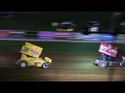 4 20 18 305 Racesaver Sprints Feature Bloomington Speedway