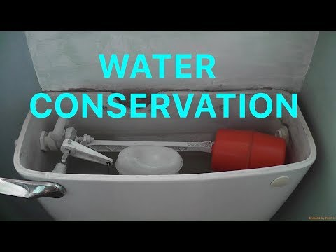 Water Conservation Life Hack At Home