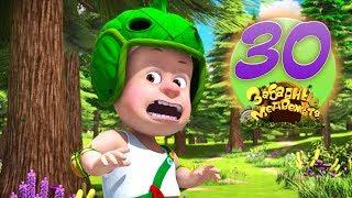 Забавные медвежата 30 Серия - Поучительный Мультфильм  - Классные Мультики
