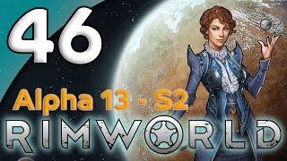 Rimworld Alpha 13 - 46. Poison Raid - Let's Play Rimworld Gameplay
