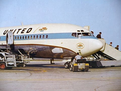 United Airlines 1960