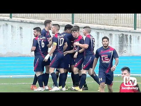 VÍDEO: Resumen del partido Egabrense - CD Lucecor celebrado este fin de semana en #Cabra (1-1) que dejaba al equipo lucentino fuera de la final