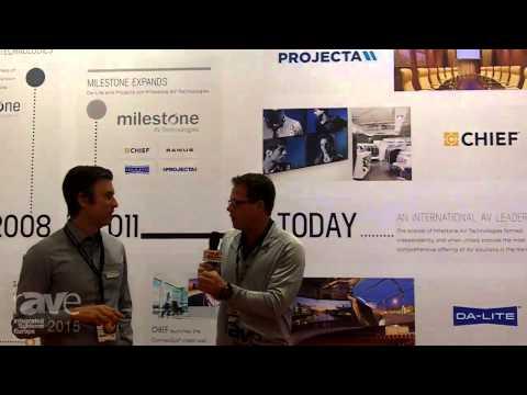 ISE 2015: Gary Kayye Talks with Robert de Jong, Senior Marketing and Product Manager of Milestone