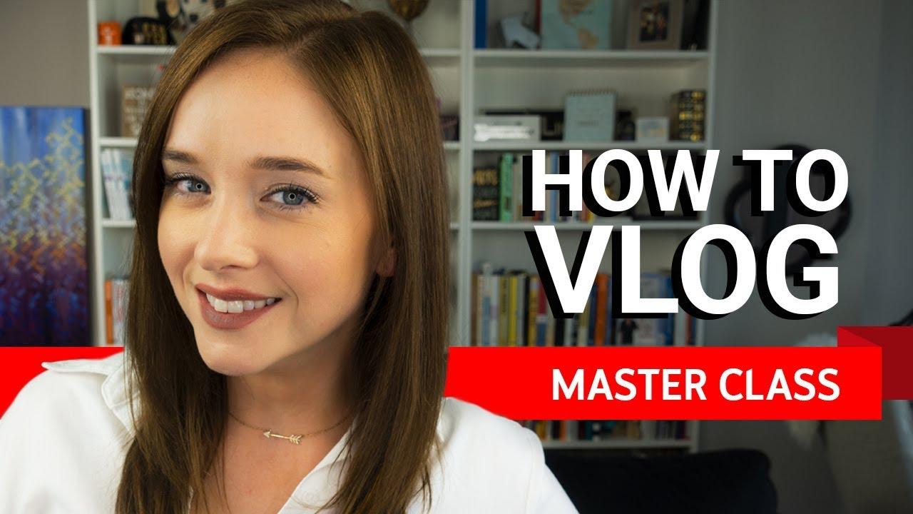 How to Vlog | Master Class ft Amy Schmittauer