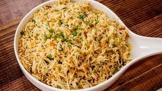 २ मिनट वाली वेज फ्राइड राइस   2 Min Veg Fried Rice Street Style Recipe   Cookingshooking