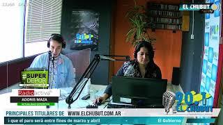 SuperDepor - Azul Caucigh (Hockey / Leoncitas)