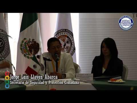 Presenta SSyPC 5 ejes del actual Sistema Penitenciario de Chiapas, XI Conferencia Regional Sureste