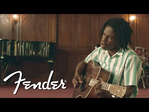 Daniel Caesar Performs Get You  Here For The Music  Fender