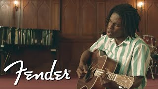 Daniel Caesar Performs 34 Get You 34 Here For The Music Fender