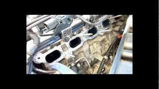 BMW 335 N54 Valve Cleaning