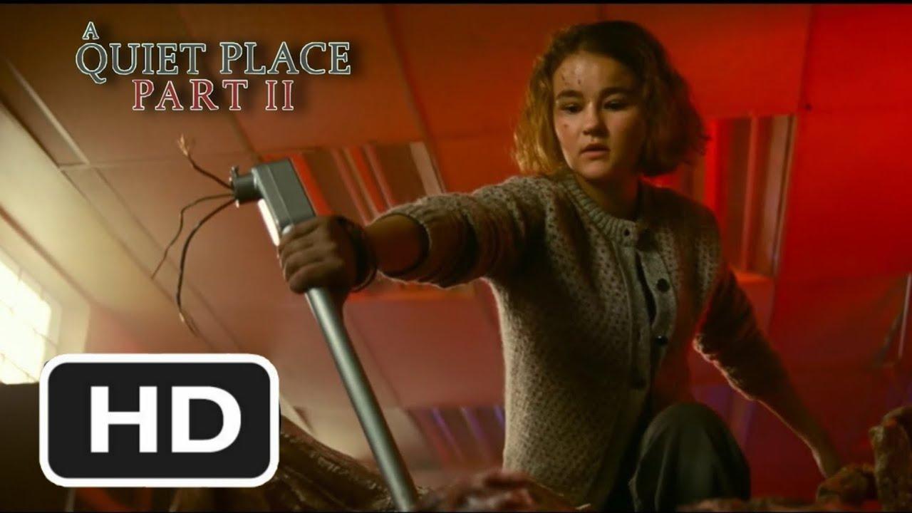 Download Quiet place 2 Ending scene | HD | A Quiet Place part II |