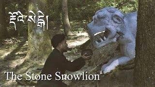 The Stone Snowlion རྡོའི་སེངྒེ།
