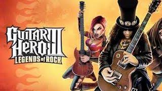 Guitar Hero 3 - Impulse - Um pouquinho pra aquecer os dedos! FNG GameX 🎮