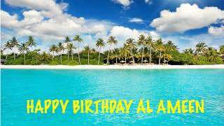 Al Ameen   Beaches Playas - Happy Birthday