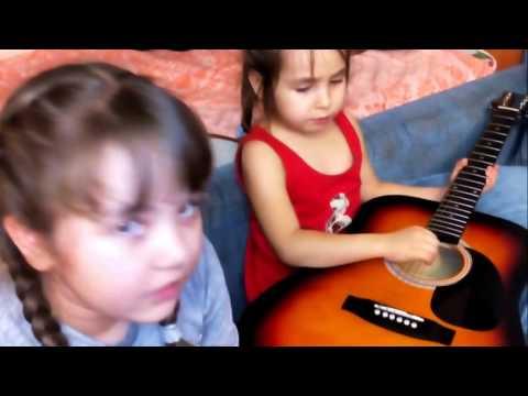 Поздравление с НГ под гитару!
