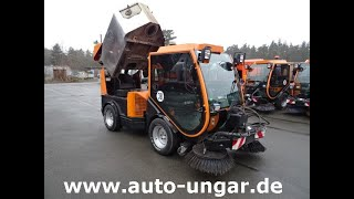 Youtube-Video Nilfisk-Advance CR3500 CityRanger JungoJet 4x4 Jungo Jet 5270