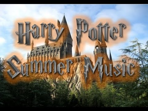 1 Hour Relaxing Harry Potter Summer Music Collection