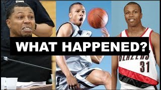 The Tragic Downfall of Sebastian Telfair: From High School Prodigy To NBA Bust To Prison