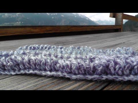 Carpet crochet tutorial