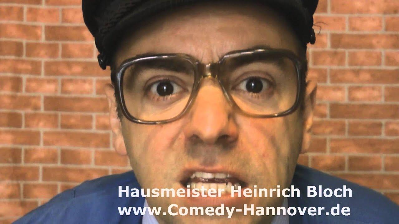 Hausmeister Bloch