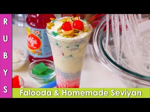 Falooda with Homemade