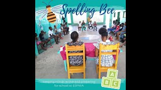 Spelling Bee Video at ESPWA