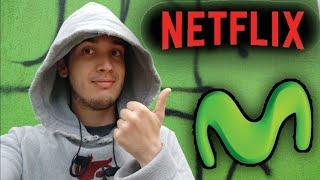 Netflix y YouTube con Internet Movistar Plan Ilimitado