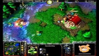 [HDWC3#200] TeD vs Lyn - UvO - Game 2 - Warcraft 3 Replay [FR]