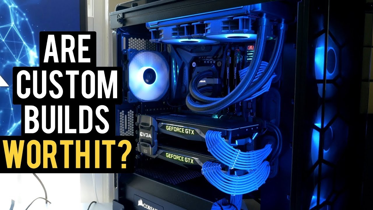 building a pc If you play games on pc, you've probably at least considered building your own at some point or another problem: pcs are towering amalgams of.
