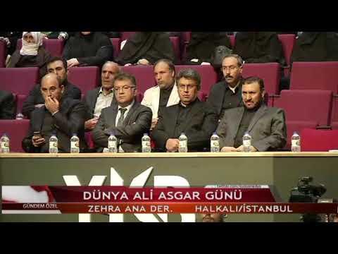 DÜNYA ALİ ASGAR GÜNÜ-KUDÜS TV