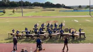 McCallum Percussion South Texas Classic Drumline Invitational 11/10/2018