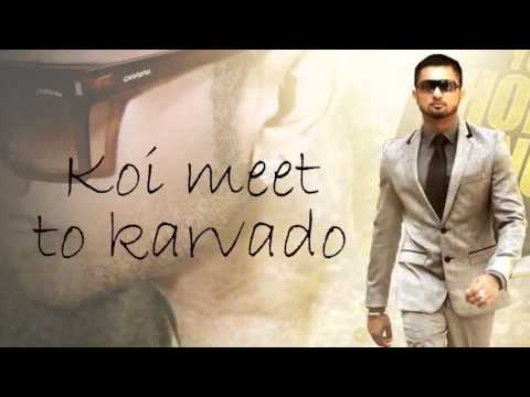 Bring Me Back(lyrics with audio)-Yo Yo Honey Singh