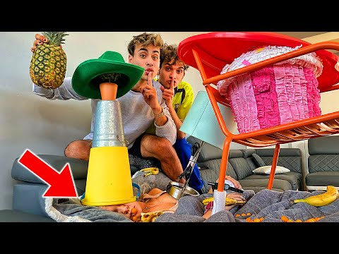 MY GIRLFRIEND WAS NOT READY FOR THIS! (PRANK)